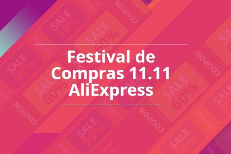 11do11: 'Black Friday chinesa': confira as ofertas da megapromoção do AliExpress