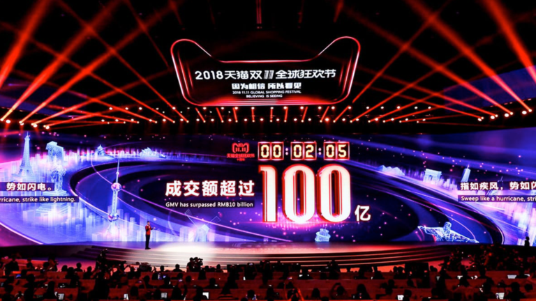 Singles Day: Singles Day 2019 Sets Another Record for Alibaba (w/ Infographic)