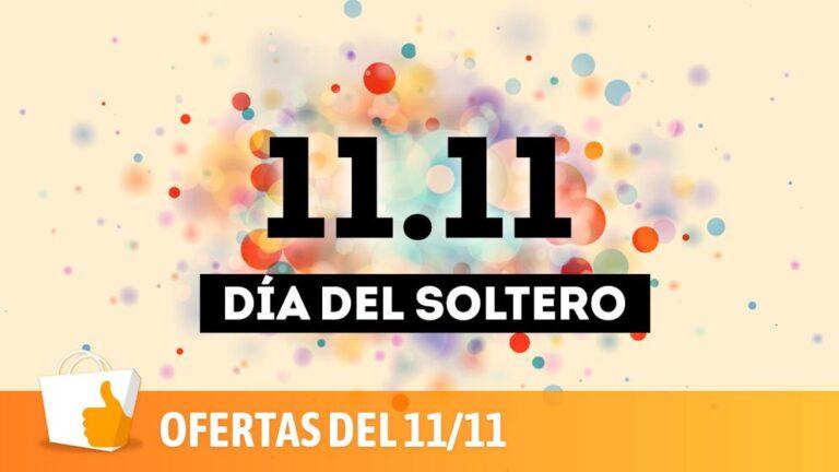 Singles Day: Día del Soltero: Las mejores ofertas del 'single day'