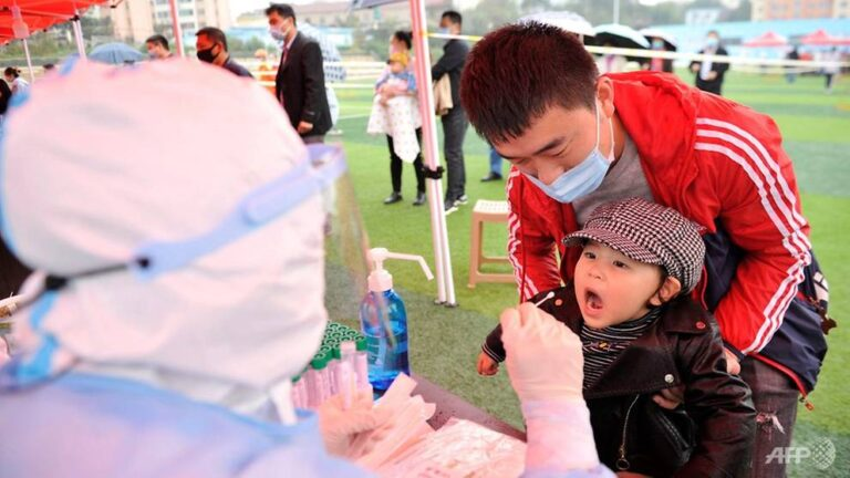 11do11: China's Qingdao city finds no new COVID-19 cases after testing 11 million people