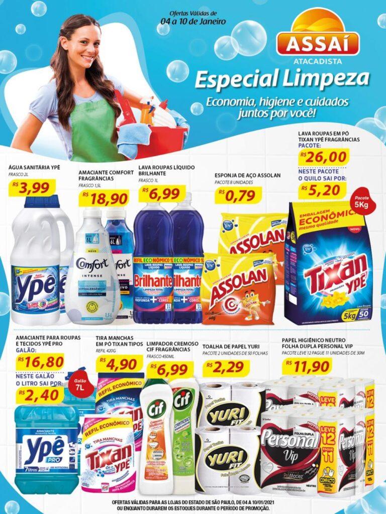 11do11: Assaí até 15/01 – Ofertas de supermercados – São Paulo