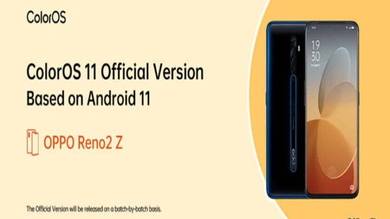 11do11: OPPO Reno 2 Z e OPPO A91 começam a receber atualização estável do ColorOS 11 com Android 11