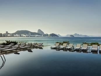 Dia do Solteiro: Fairmont Rio de Janeiro Copacabana